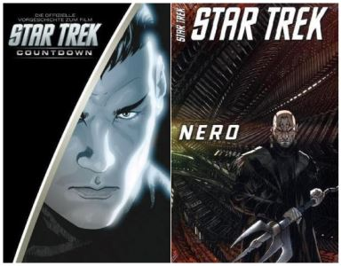 Star Trek Countdown & Nero