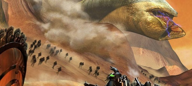 Westwood - Emperor - Schlacht um Dune