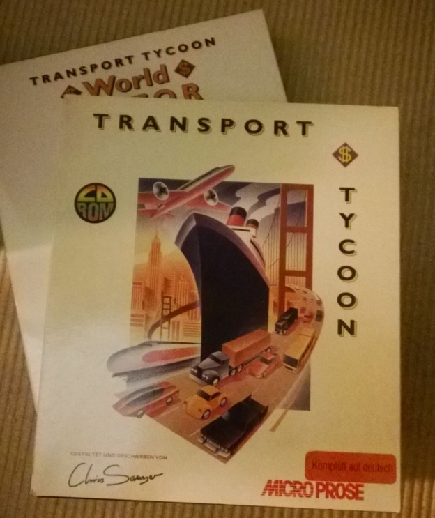 T wie… Transport Tycoon
