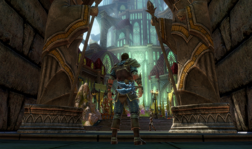 Kingdoms of Amalur - Rathir
