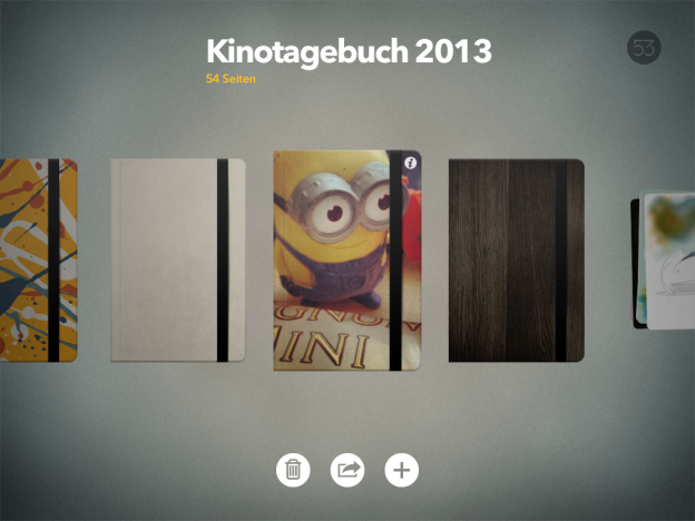 Kinotagebuch 2013