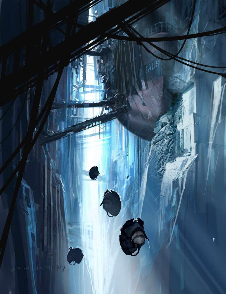 Borealis in Half-Life 3