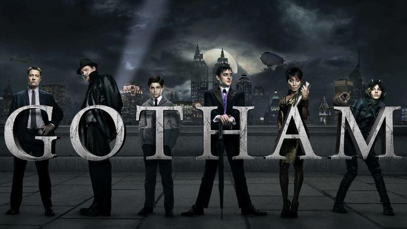 Gotham auf Netflix