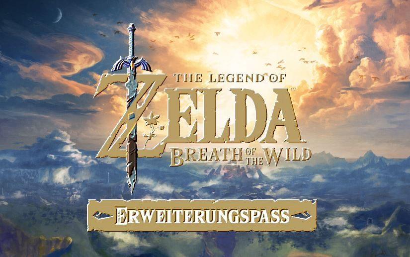 The Legend of Zelda - Breath of the Wild - Erweiterungspass